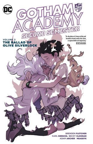 Gotham Academy: Second Semester Vol. 2: The Ballad of Olive
