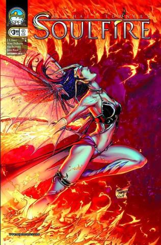 Soulfire #2 (Debalfo Cover)