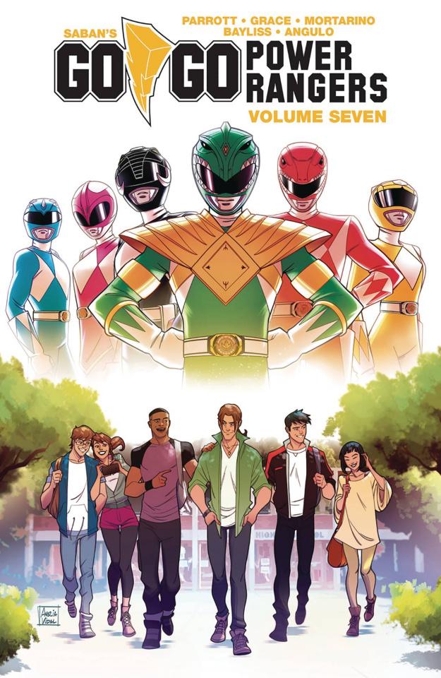 Go, Go, Power Rangers! Vol. 7