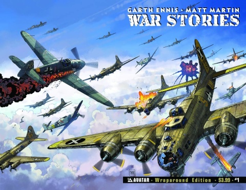 War Stories #1 (Wrap Cover)