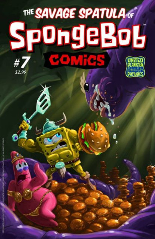 Spongebob Comics #7