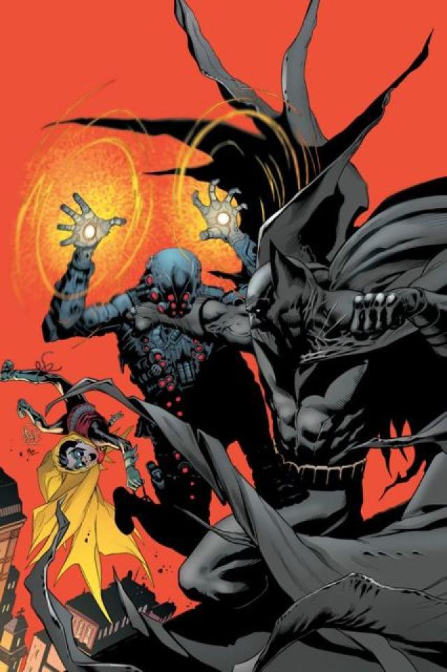Batman and Robin #3