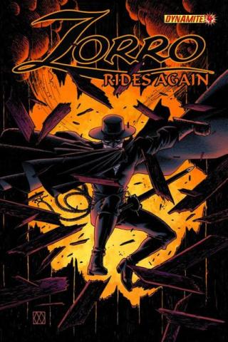 Zorro Rides Again #4