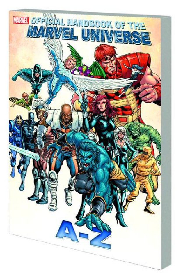 The Official Handbook of the Marvel Universe: A - Z Vol. 1