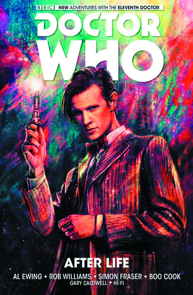 Doctor Who: New Adventures with the Eleventh Doctor Vol. 1: After Life