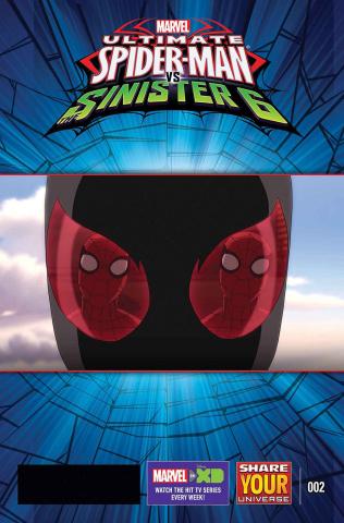 Marvel Universe: Ultimate Spider-Man vs. The Sinister 6 #2