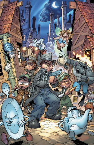 Fiction Squad #4
