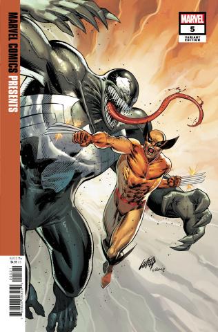 Marvel Comics Presents #5 (Liefeld Cover)