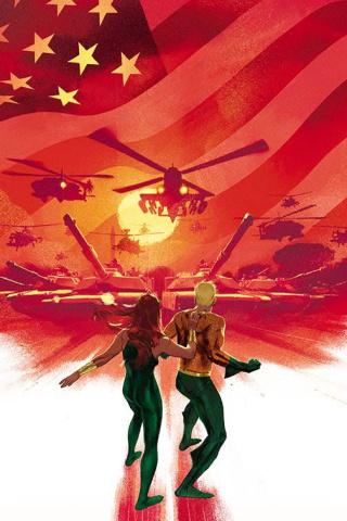 Aquaman #5 (Variant Cover)