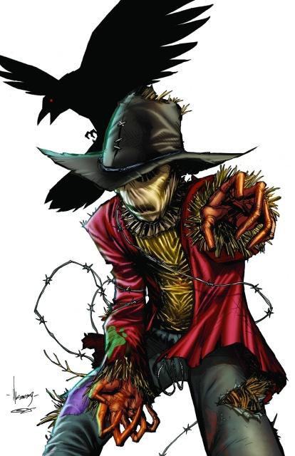 Grimm Fairy Tales: Oz #2 (Garza Cover)