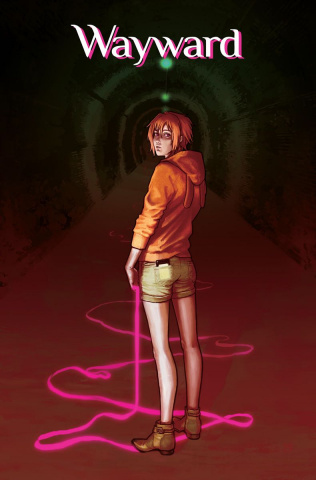 Wayward #25 (Yaoshita Cover)