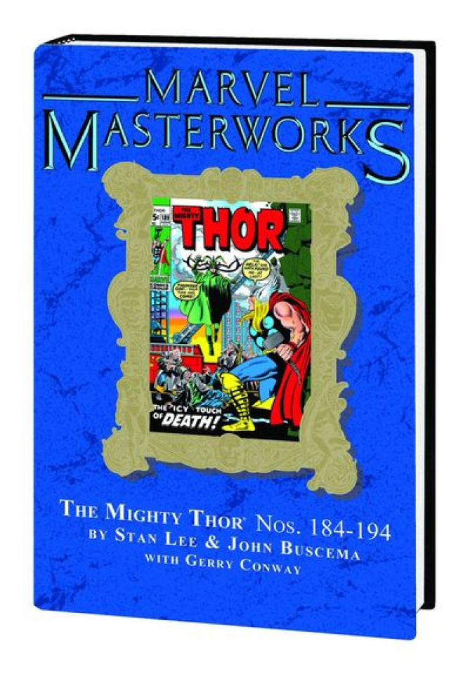 The Mighty Thor Vol. 10 (Marvel Masterworks)