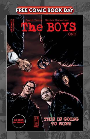The Boys #1 (FCBD 2020)