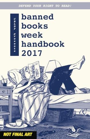 CBLDF Banned Books Week Handbook 2017