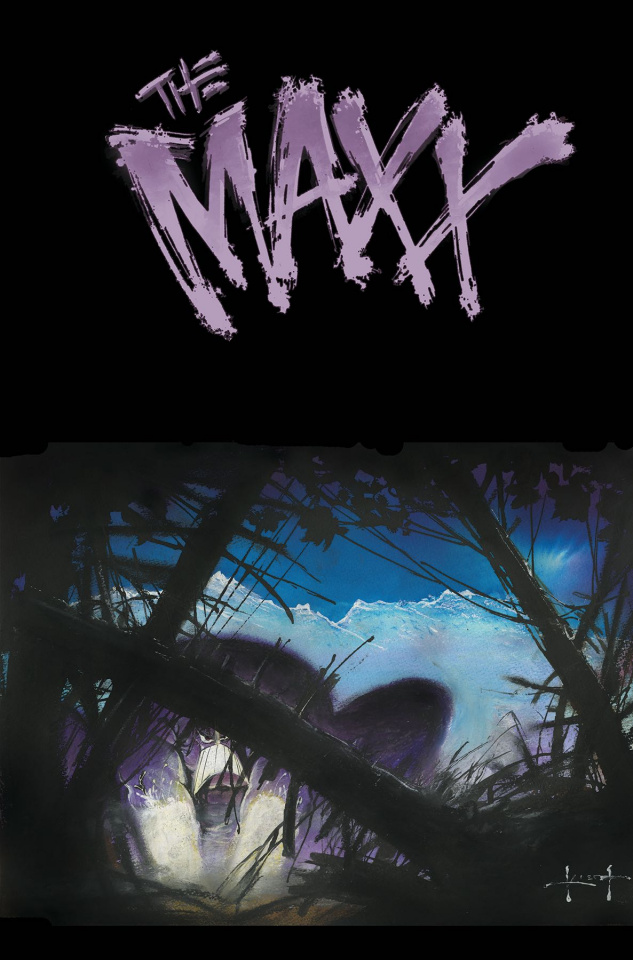 The Maxx: Maxxed Out Vol. 3