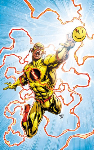 The Flash #21 (Lenticular Edition)