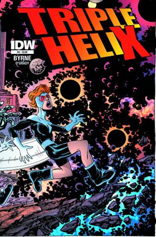 Triple Helix #4
