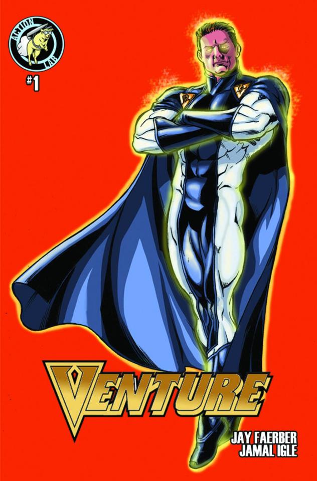 Venture #1 (Igle Cover)