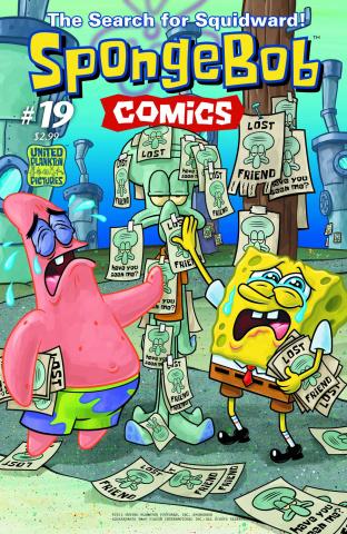 Spongebob Comics #19