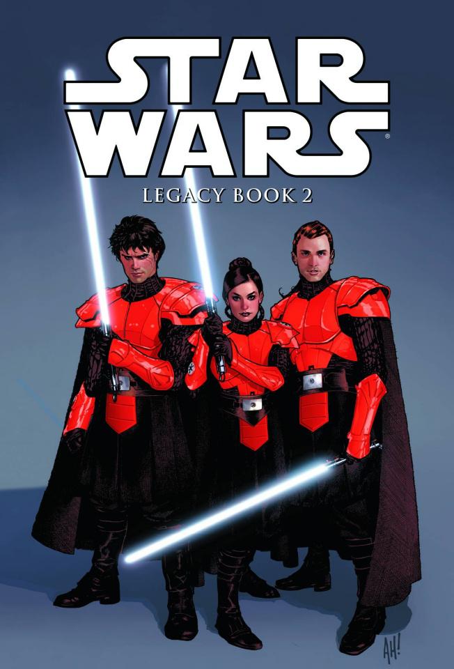 Star Wars: Legacy Book 2