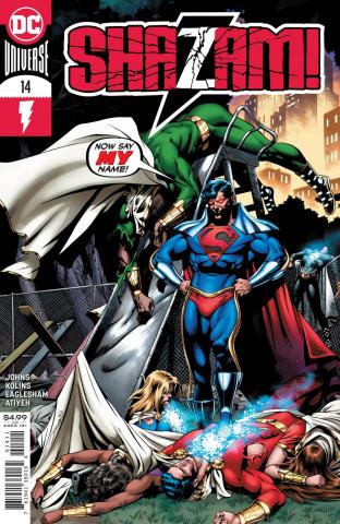 Shazam! #14 (Dale Eaglesham Cover)