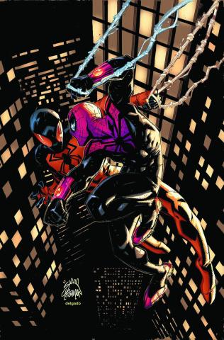 Scarlet Spider #20