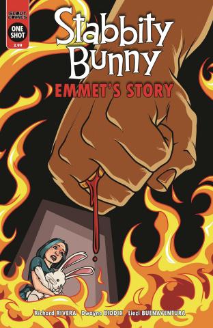 Stabbity Bunny: Emmet's Story #1 (Cover B)