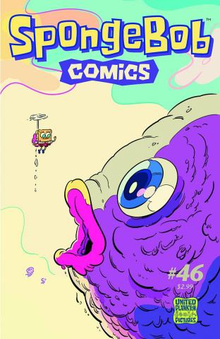 Spongebob Comics #46