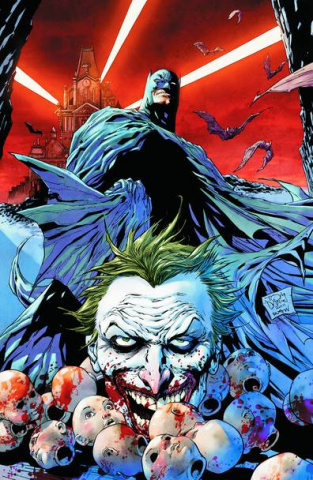 Detective Comics Vol. 1: Faces of Death