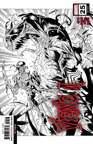 Venom #25 (Bagley 5th Printing)