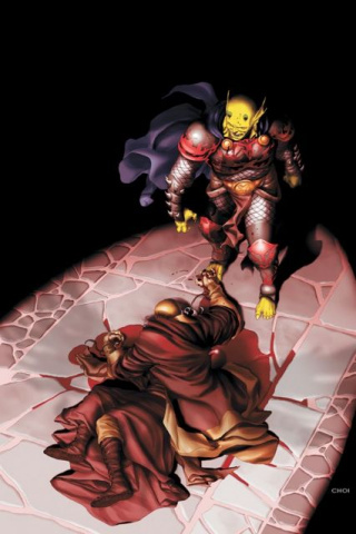 Demon Knights #9