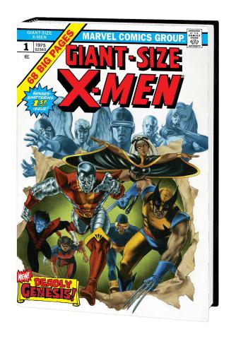 Uncanny X-Men Vol. 1 (Omnibus Watson Cover)
