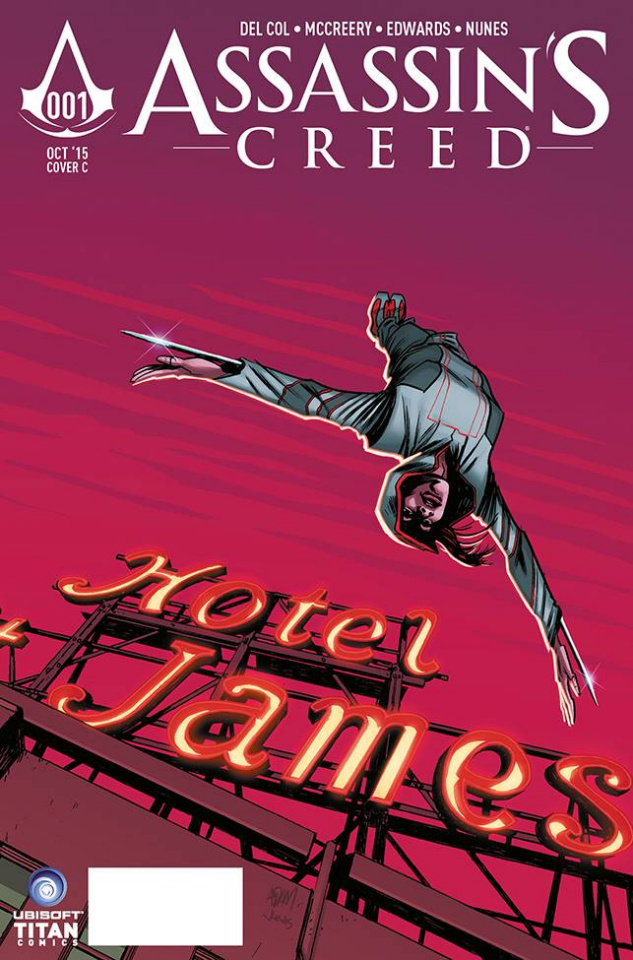 Assassin's Creed #1 (10 Copy Cover)