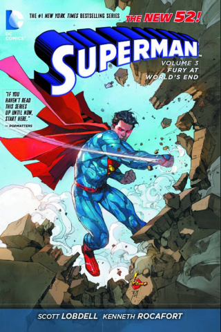 Superman Vol. 3: Fury at the World's End