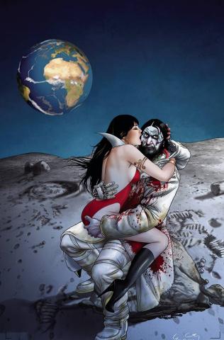 Vampirella #21 (30 Copy Gunduz Virgin Cover)