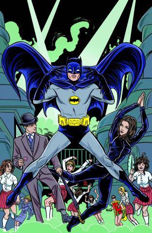 Batman '66 Meets Steed and Mrs. Peel #5