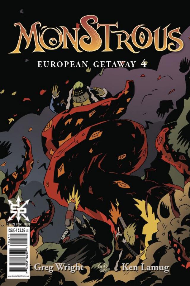 Monstrous: European Getaway #4