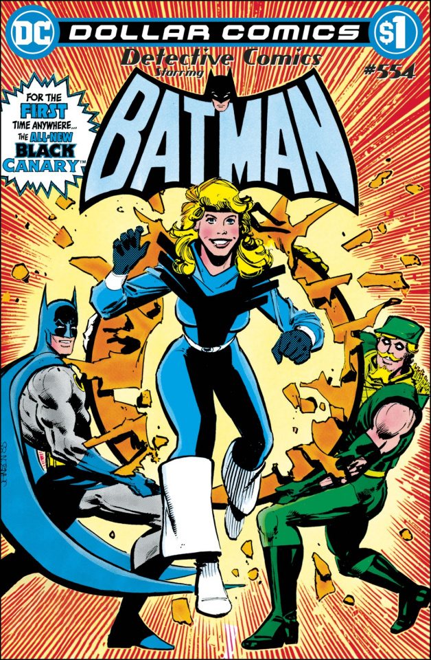 Detective Comics #554 (Dollar Comics)