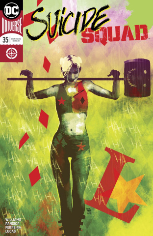 Suicide Squad #35 (Variant Cover)