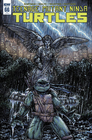 Teenage Mutant Ninja Turtles #66 (10 Copy Cover)