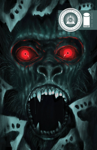 The Department of Truth #11 (Henderson Cover)
