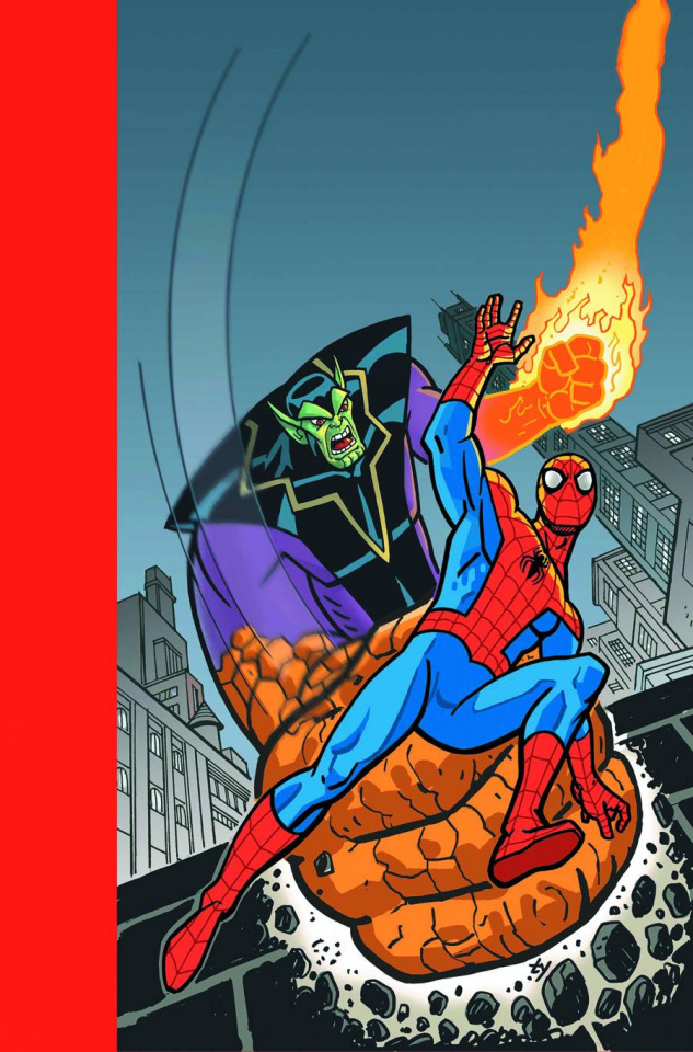 Marvel Universe: Ultimate Spider-Man #12