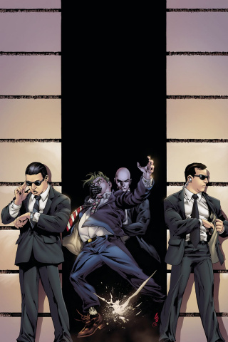 Agent 47: Birth of the Hitman #3 (20 Copy Virgin Cover)