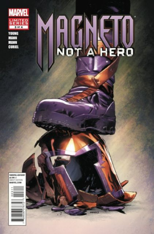 Magneto: Not a Hero #3
