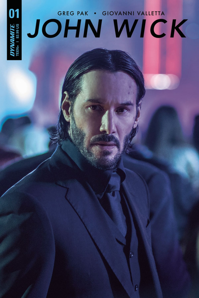 John Wick #1 (Photo Cover)