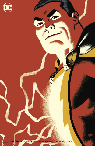 Shazam! #3 (Variant Cover)