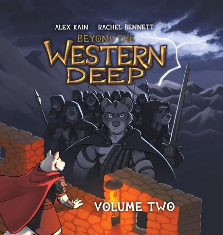 Beyond the Western Deep Vol. 2