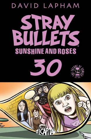 Stray Bullets: Sunshine and Roses #30