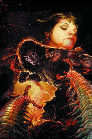 Conan the Avenger #1