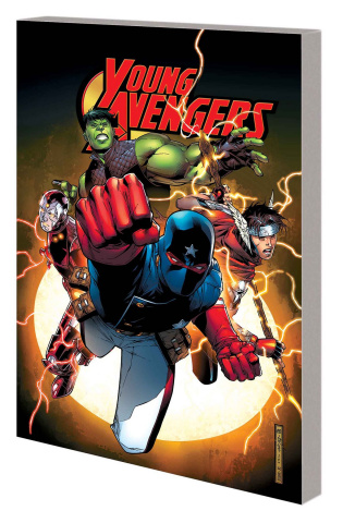 Young Avengers by Heinberg and Cheung